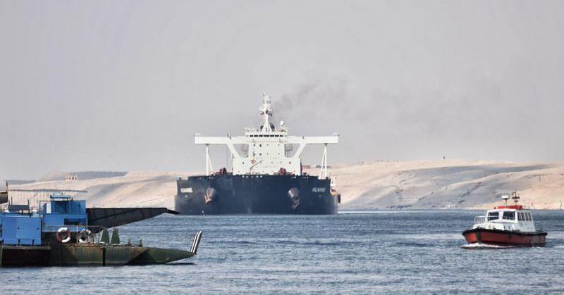 Se acabó la crisis de Suez. Ahora, a sumar los daños.