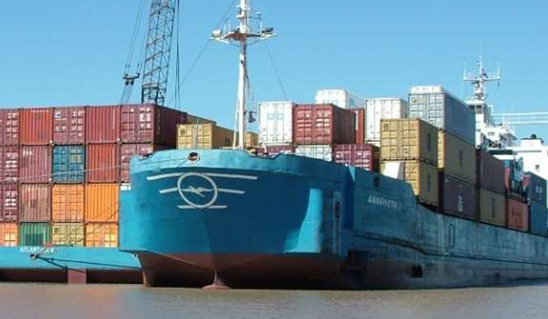 Estancamiento de buques en los puertos más grandes del mundo, preocupa los costos