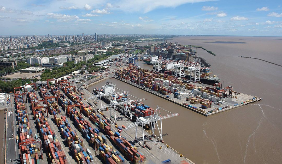 Buscan prorrogar sin licitación una concesión en el Puerto de Buenos Aires